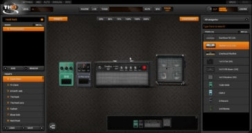 Get Overloud TH3 Free Edition Guitar FX Exclusively @ Time+Space