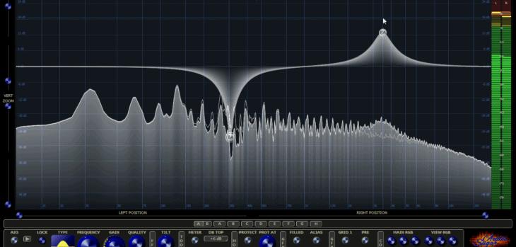 Sugar Audio Releases Filterizor Q Equalizer Plugin (Free & Pro)