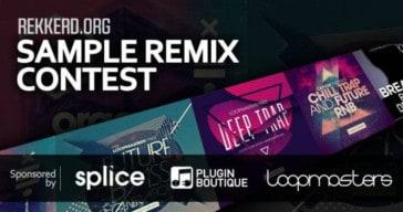 Rekkerd Sample Remix Contest ($1,000 In Prizes + Free Samples)