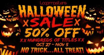 50% OFF Halloween Sale & FREE Sample Pack @ Loopmasters