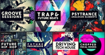 60% OFF Everything Sale @ Function Loops (+ FREE Sample Pack)
