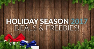 Best Christmas 2017 Deals & Freebies For Music Producers!