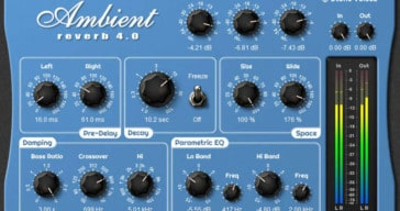 Stone Voices Releases Free Ambient Reverb VST Plugin