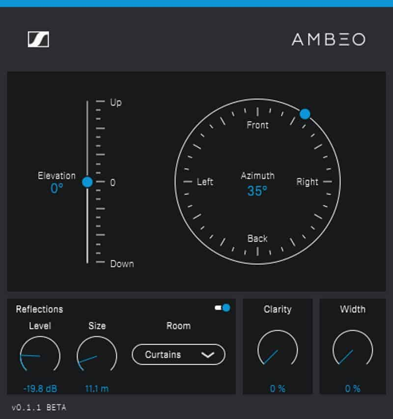 Free Binaural Vst Plugin Released By Sennheiser Ambeo