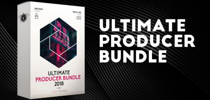 Ghosthack Releases Ultimate Producer Bundle 2018 (€49.99)