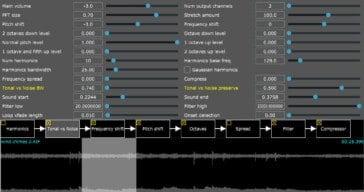 Free Time-Stretching VST Plugin - PaulXStretch!