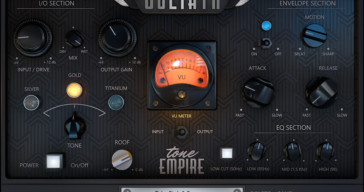 Tone Empire Releases Goliath Saturation Plugin ($49 Intro Price)