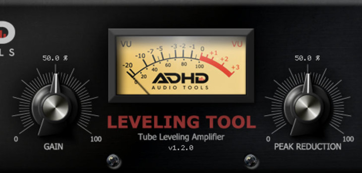 Free Tube Leveling Amplifier VST/AU Plugin Released By AudioTools