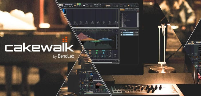 "SONAR Platinum Is Now FREE - Introducing ""Cakewalk By BandLab"""