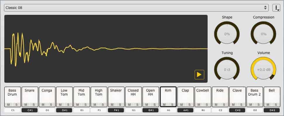 Sitala Is a Free Drum Sampler VST/AU Plugin (Alpha Version