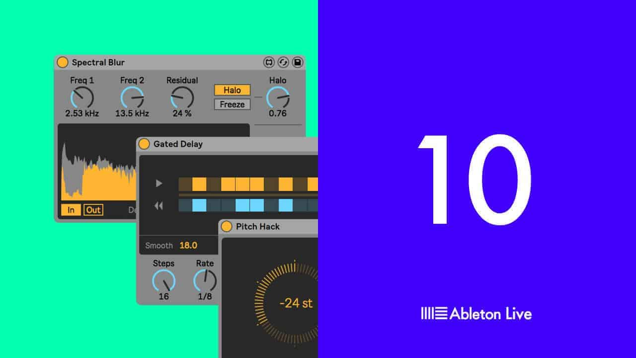 Ableton Releases FREE Creative Extensions For Live 10