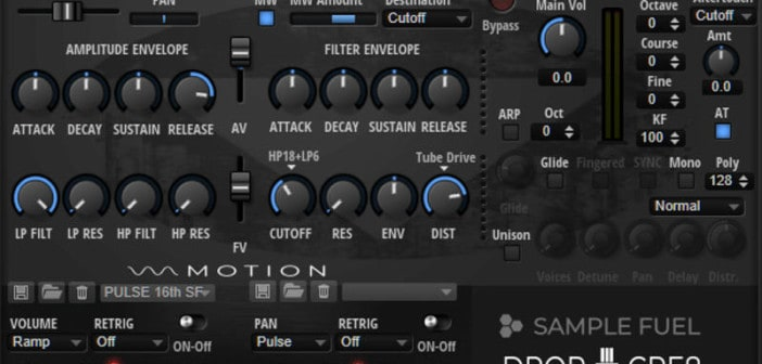 Free Drop CRE8 Granular Instrument Released For HALion Sonic SE