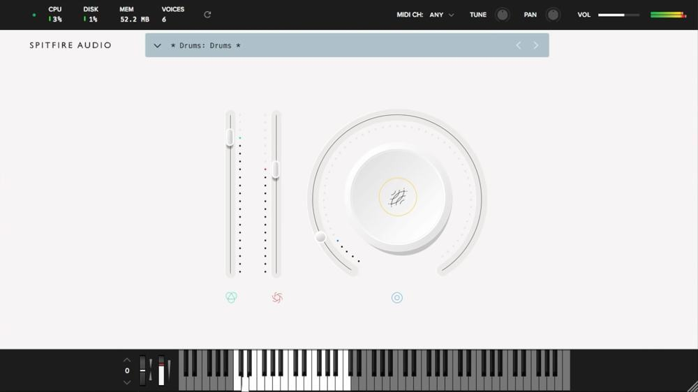 Spitfire Audio Releases Free Virtual Drum Kit Instrument For