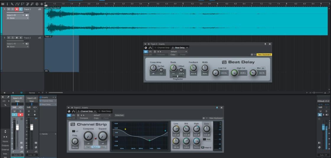 Studio One Prime by PreSonus