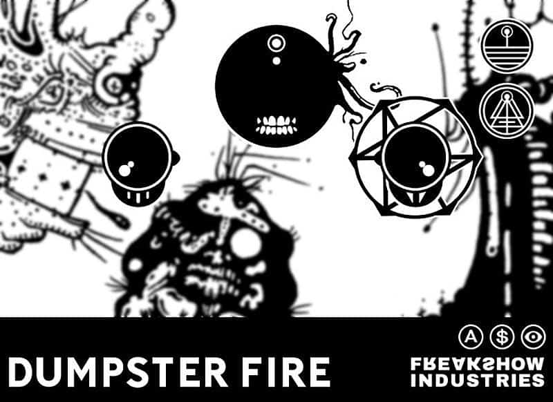 Freakshow Industries Releases Dumpster Fire Pitch Shifter