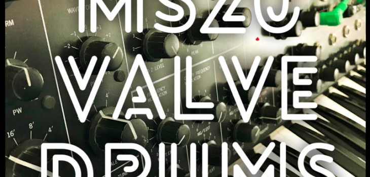 Free MS-20 Valve Drums Sample Pack Released By Goldbaby