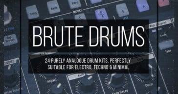 Free Arturia DrumBrute Sample Pack Released By Drum Depot