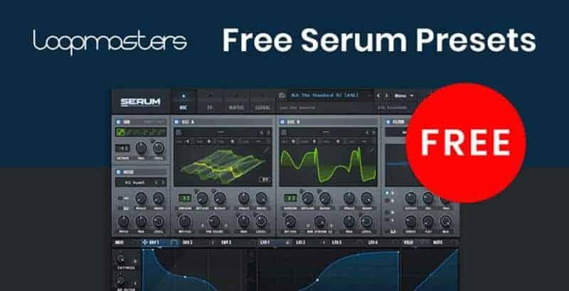 25 FREE Xfer Serum Presets Released By Loopmasters - Bedroom