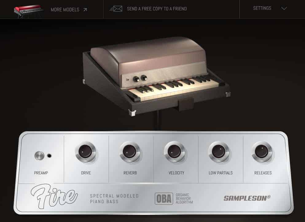 Download Sampleson's $29 Rhodes Piano VST/AU Plugin For FREE