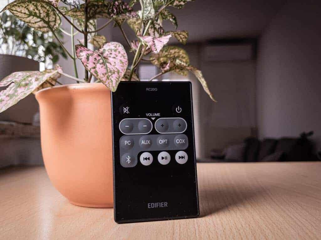 R1850DB remote control