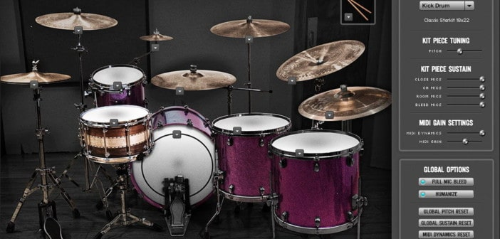 Jay Maas Signature Series Drums LE (Room Sound)