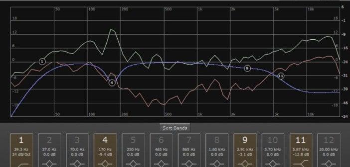 Free QRange Linear-Phase Equalizer VST/AU Plugin Released