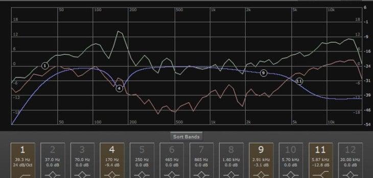 Free QRange Linear-Phase Equalizer VST/VST3 Plugin Released