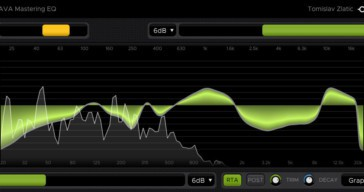 Harrison Consoles AVA Mastering EQ Plugin FREE For A Limited Time