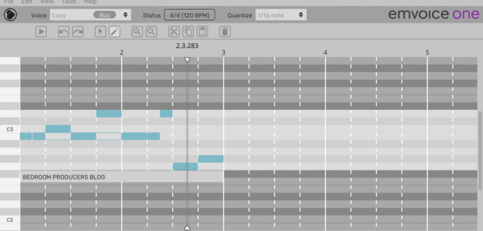 Emvoice One Is A FREE Vocal Synthesizer VST Plugin