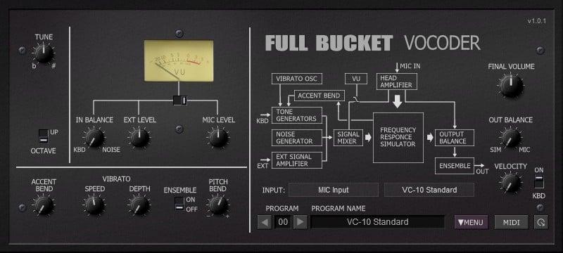 FBVC by Full Bucket Music