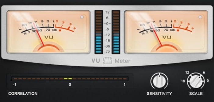 VU Meter by PreSonus