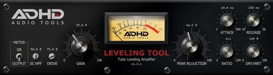 Leveling Tool by AdHd