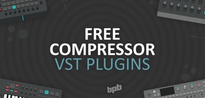 Free Compressor VST Plugins