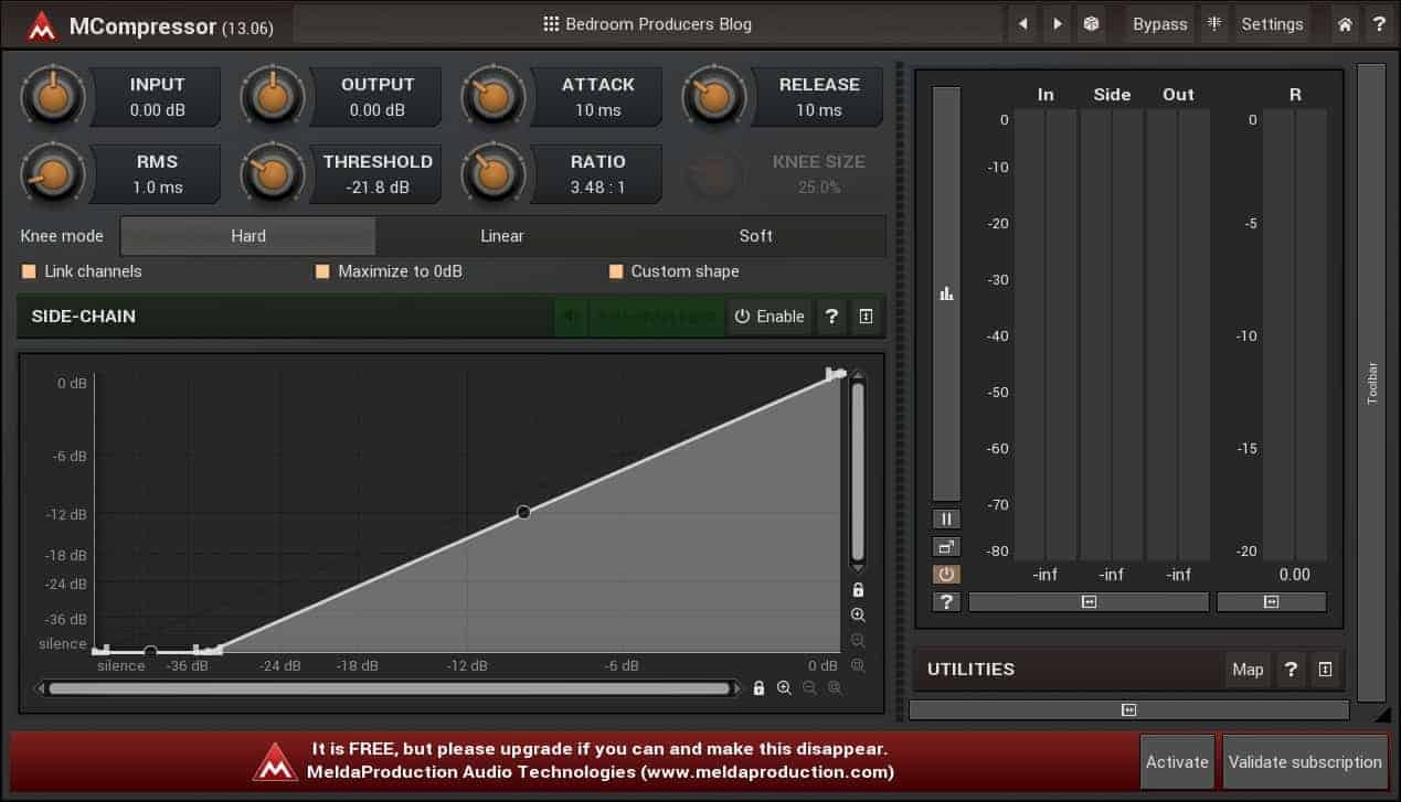MCompressor by MeldaProduction