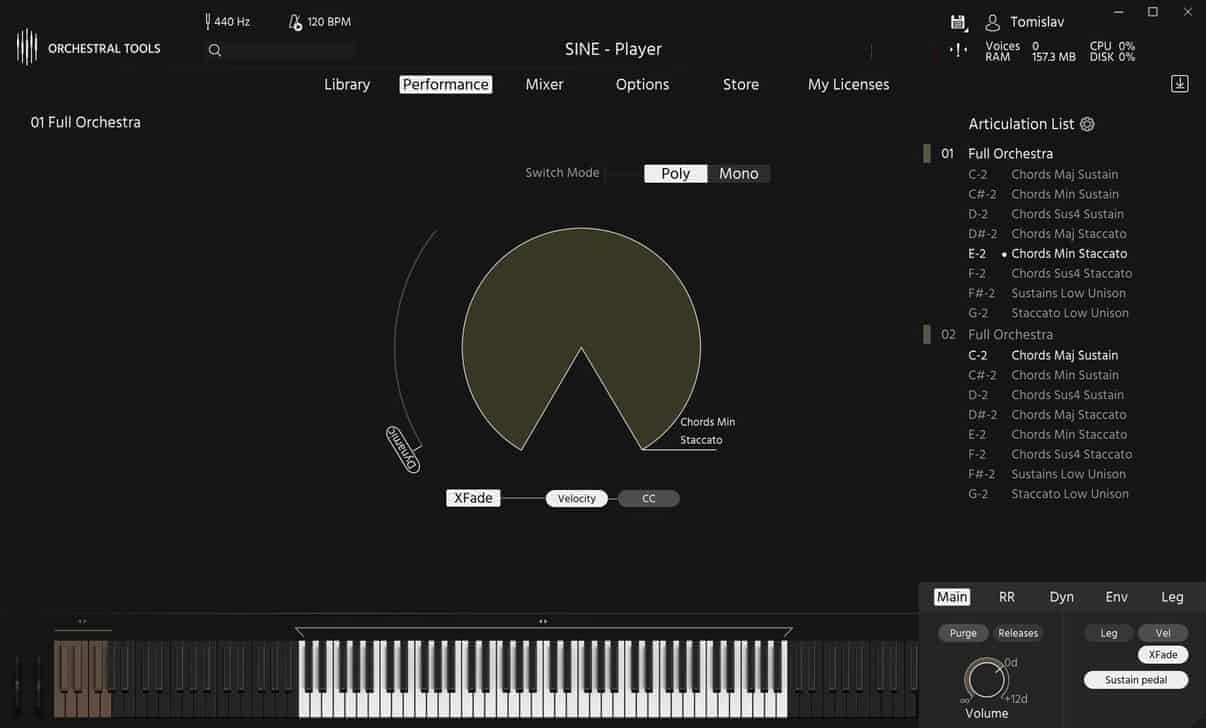Layers Is A FREE Orchestral VST Instrument By Orchestral Tools