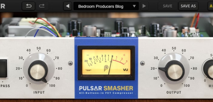 Pulsar Smasher by Pulsar Audio