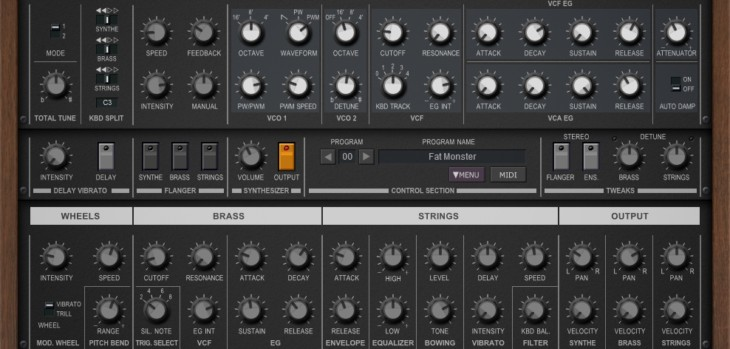 Tricent mk III by Full Bucket Music