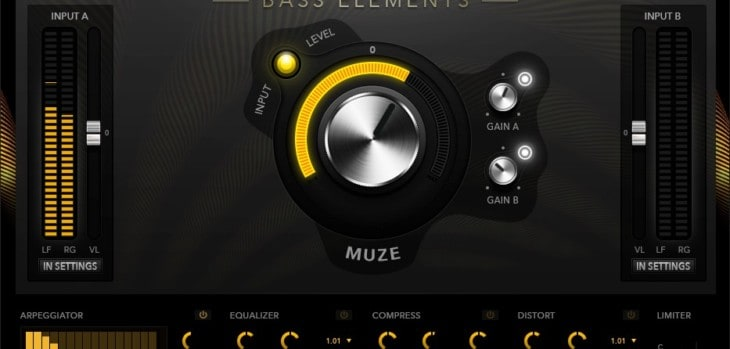 Bass Elements by Muze