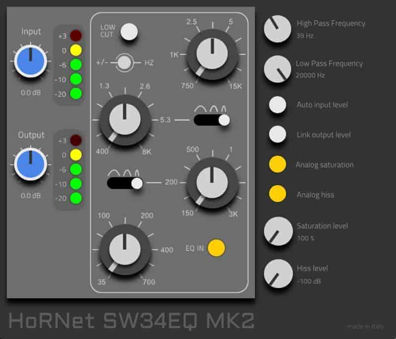 SW34EQ MK2 by HoRNet Plugins