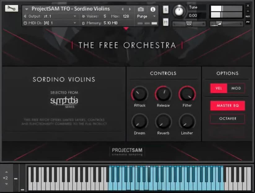 The Free Orchestra By ProjectSAM Now Works In Kontakt Player - Bedroom Producers Blog