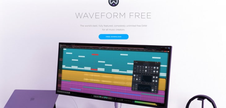 Waveform Free by Tracktion