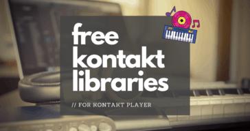 Free Kontakt Libraries
