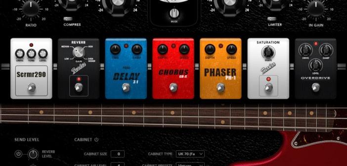 Bass Guitar Free by Muze