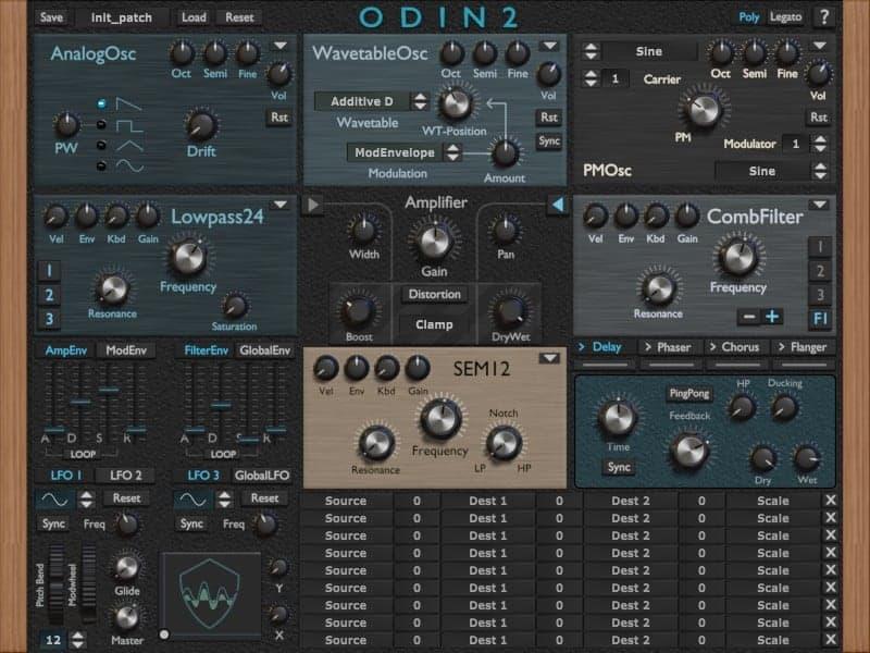 Odin 2 by TheWaveWarden