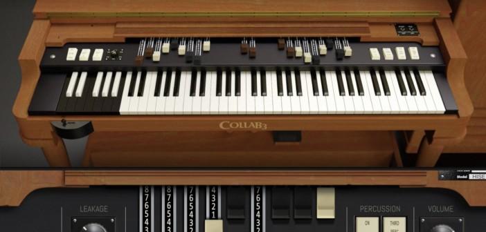 Sampleson Releases FREE CollaB3 Tonewheel Organ VST/AU Plugin