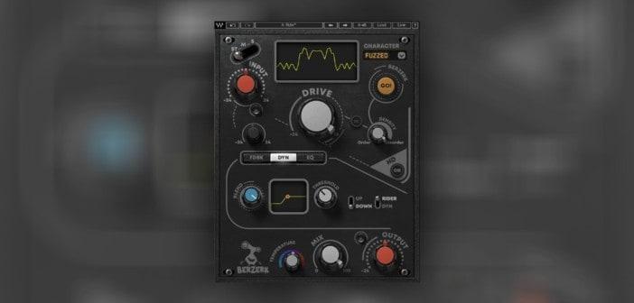 Berzerk Distortion by Waves Audio