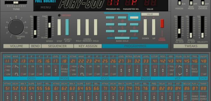 Fury-800 by Full Bucket Music