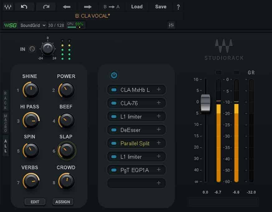 Waves Audio Releases Free Studiorack Plugin Chainer Bedroom Producers Blog