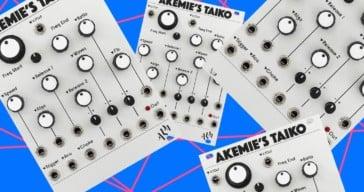 Akemie's Taiko by Wavparty
