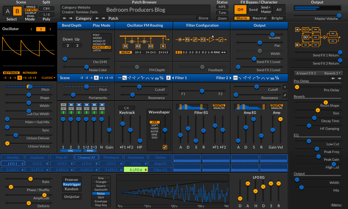 Surge Synthesizer - Free Synth VST Plugin